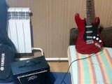 Продам электро гитару джексон размер 4/4